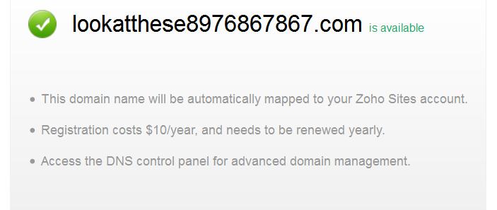 make mu own website free