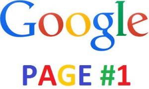 How Do I Get On Page One Of Google?