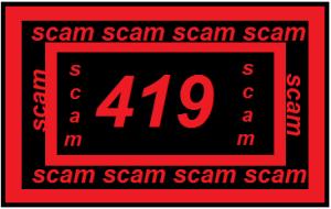 Karen Smith Email Inheritance Scam