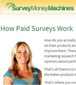 Survey Money Machines Review